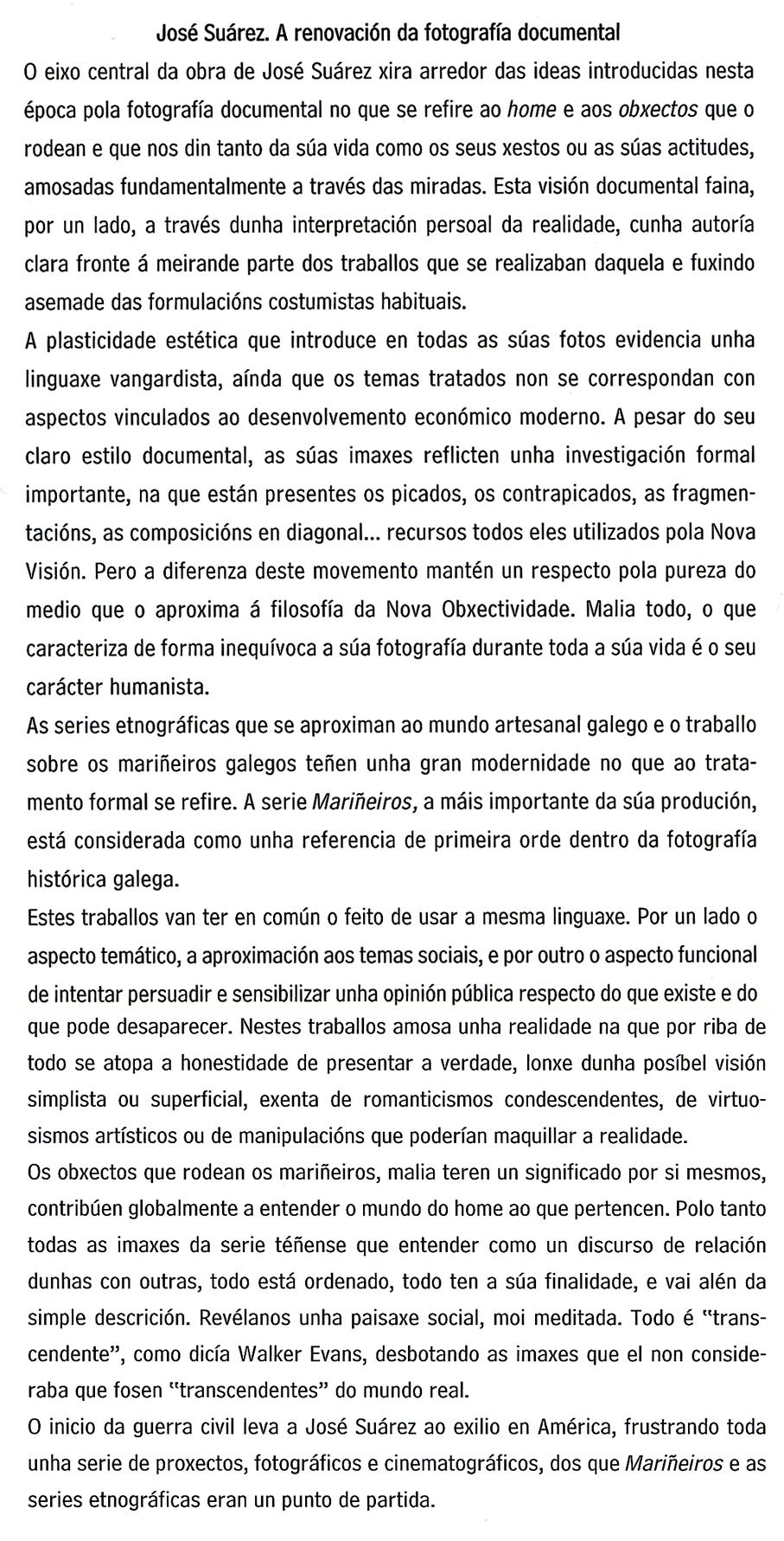 Galicia moderna.Extracto J Suarez