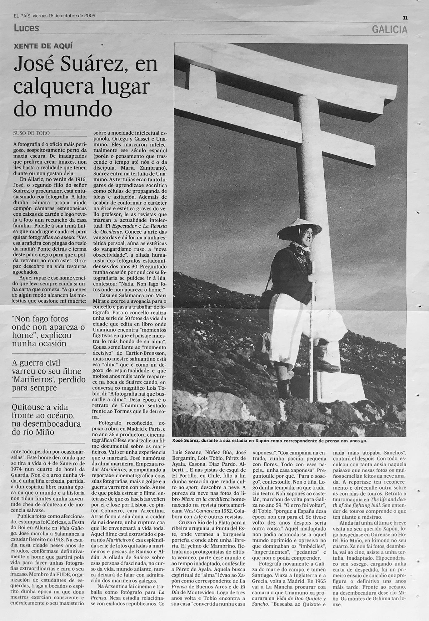 El País 2009